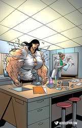 Side Effects May Include Sick Gains by muscle-fan-comics
