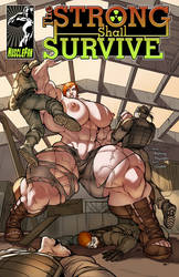 The Strong Shall Survive 3 - Lair of the Ogre by muscle-fan-comics