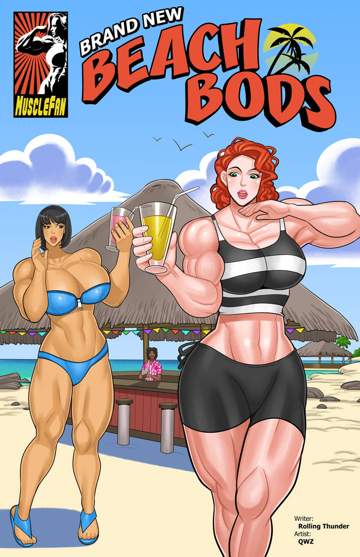 Brand New Beach Bods - Juiced Muscle Growth