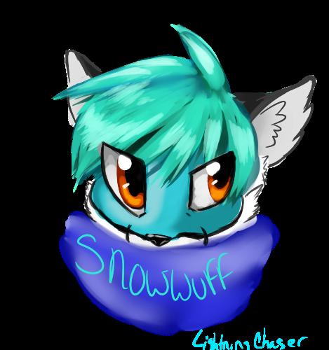Snowwuff by RYukitsume