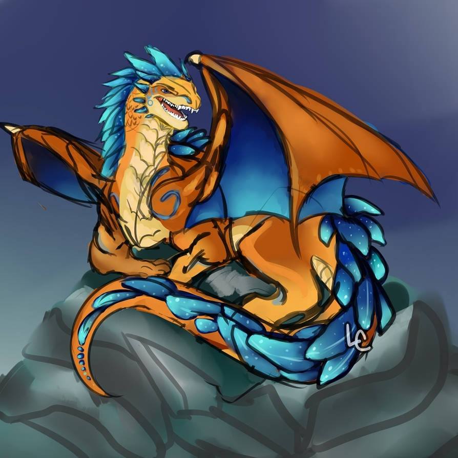 Astrenix of Galeron by RYukitsume