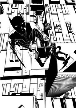 Batman Beyond 'Inque'ing Practice