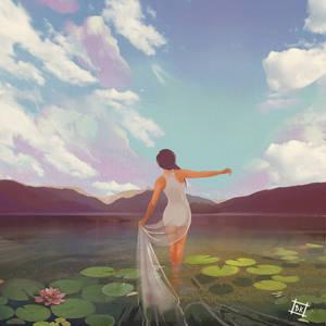 Lake Dream (Speedpaint)
