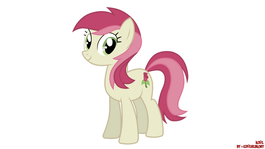 My Little Pony: Rose by EugeneBrony on DeviantArt