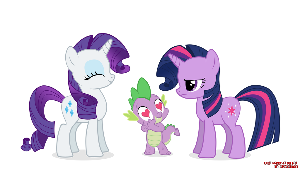 twilight and spike relationship with god