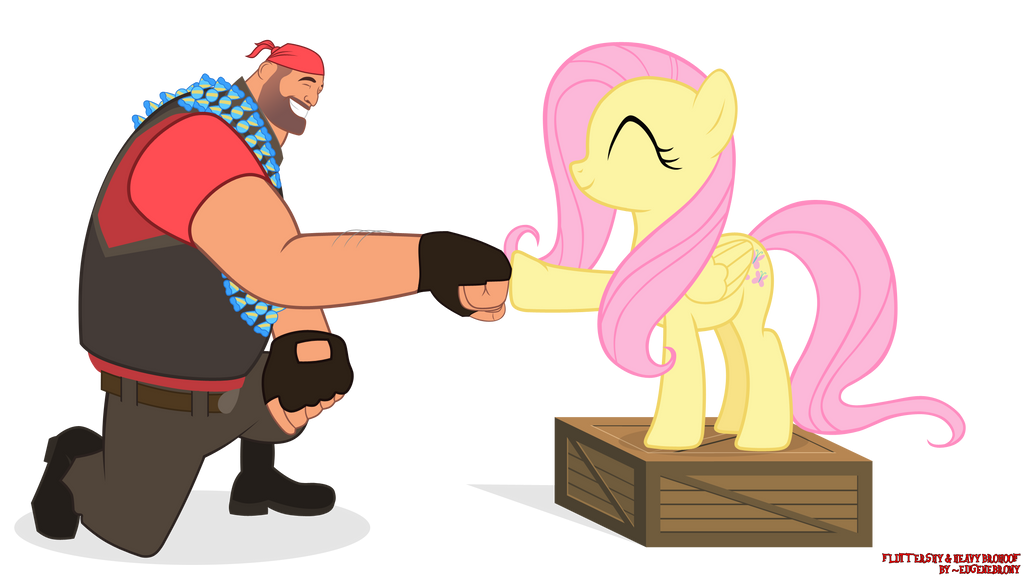 fluttershy_and_heavy_brohoof_by_eugenebrony-d5bw5mh.png