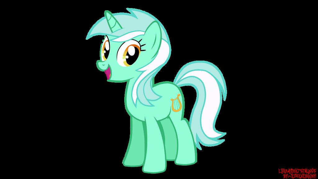Lyra Heartstrings by EugeneBrony