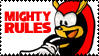 Stamp Mighty Rules by theEyZmaster
