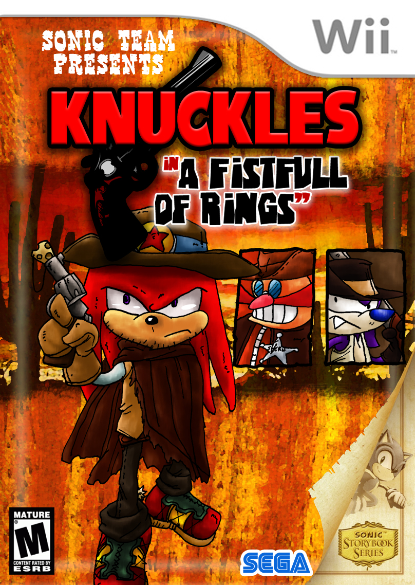 Let's Play A Game Knuckles_in_A_Fistful_of_Rings_by_theEyZmaster
