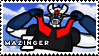 Stamp MAZINGER Z by theEyZmaster