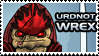 Stamp WREX by theEyZmaster