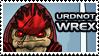 Stamp WREX by theEyZmaster