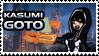 Stamp Kasumi Goto by theEyZmaster