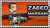 Stamp ZAEED by theEyZmaster