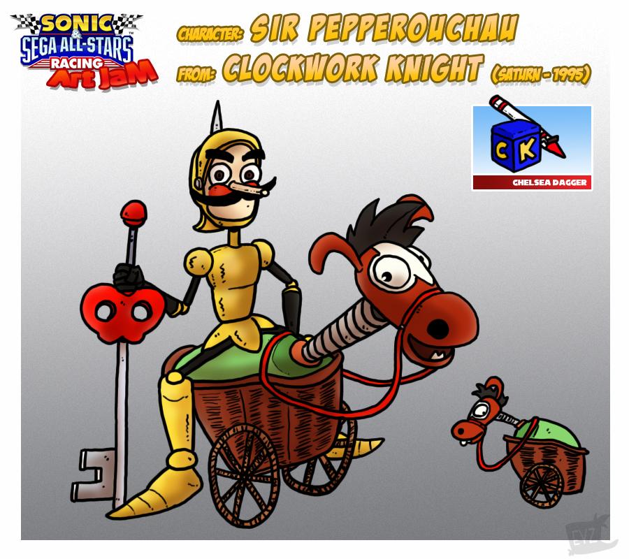 Sonic & Sega All-S...
