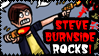 Stamp RE Steve by theEyZmaster