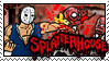 Stamp Splatterhouse by theEyZmaster