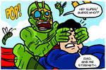 Ambush Bug comics