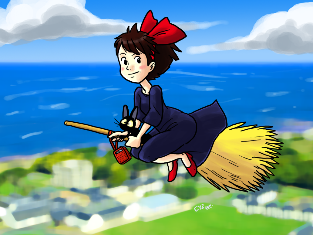 Kiki by theEyZmaster