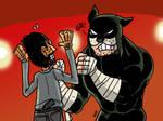 Bat-Clan Wildcat