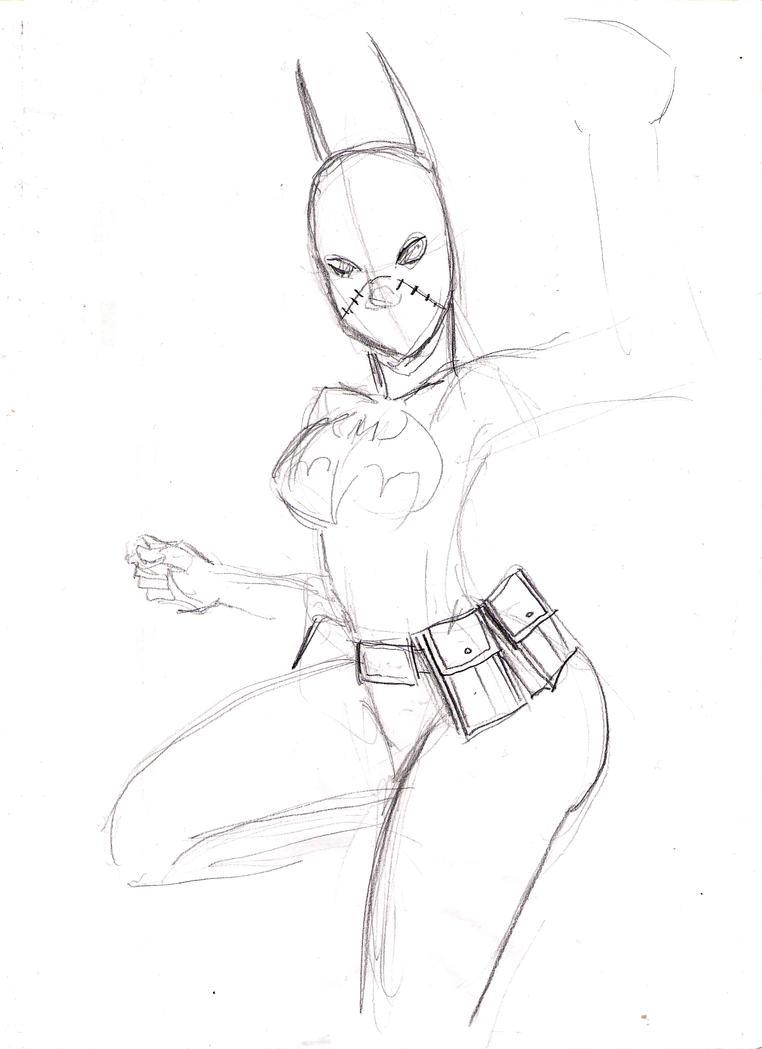 2012_03 Batgirl by theEyZmaster