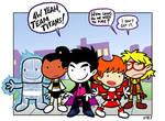 Aw Yeah, Tiny Team Titans
