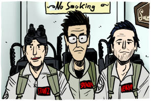 Ghostbusters by theEyZmaster