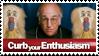 Stamp Larry David by theEyZmaster