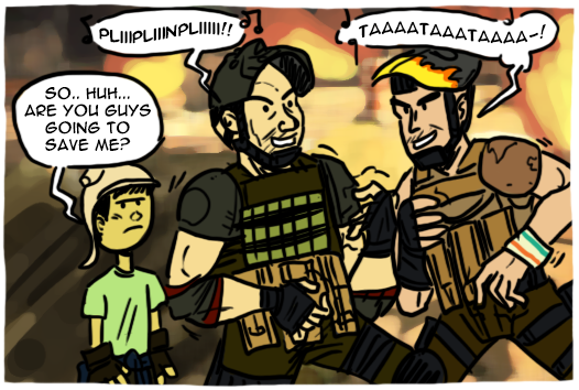 army of two the 40th day by theeyzmaster on deviantart