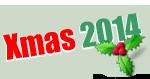 dAgallery-logo-xmas2014 by theEyZmaster