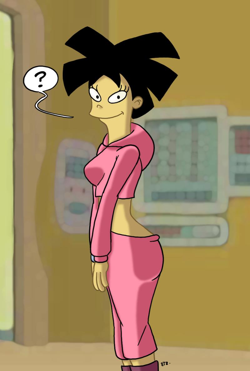 Amy Wong Nackt