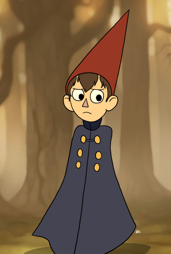 over the garden wall wirt by theeyzmaster on deviantart