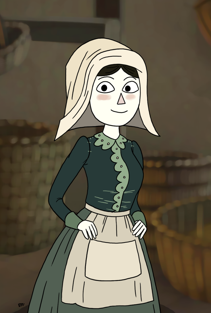 Over the Garden Wall - Lorna by theEyZmaster