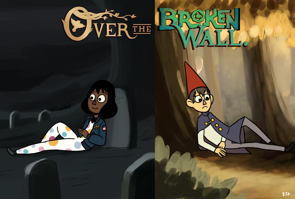 Over The Garden Wall Broken Age By Theeyzmaster On Deviantart