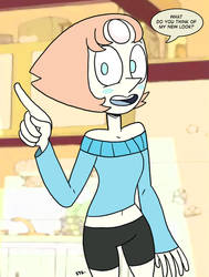 Steven Universe - Pearl 16 by theEyZmaster