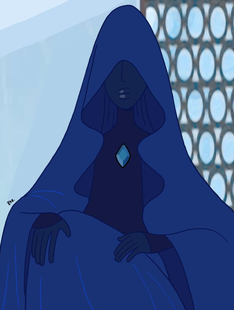 Blue Diamond Paint Color