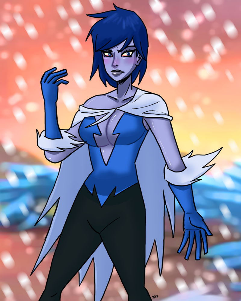 Young Justice Preview featuring Killer Frost | Firestorm Fan |Young Justice Killer Frost