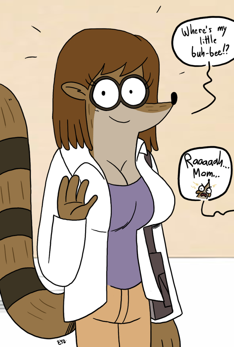 Consider, nude sex regular show