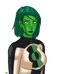 Green Lantern - Jade 11