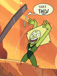 Steven Universe - Peridot 106