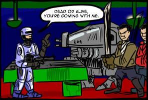 RoboCop 3 (Master System)