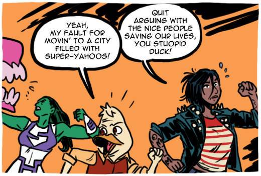 Howard the Duck Vol. 0 What the Duck