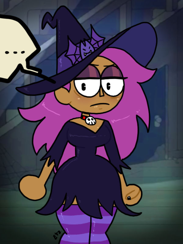 OK K.O.! Lets Be Heroes - Enid 05 by theEyZmaster on
