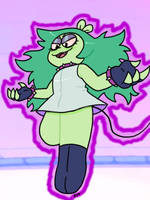 OK K.O.! Let's Be Heroes - Fink 03 by theEyZmaster