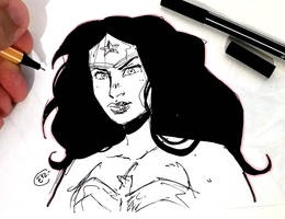 DSC 2018-07-18 Wonder Woman by theEyZmaster