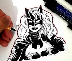 DSC 2018-08-13 Batwoman by theEyZmaster