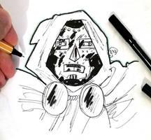 Dsc 2018-08-22 Doctor Doom by theEyZmaster