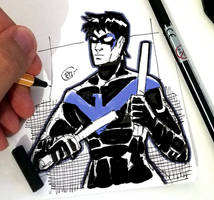 DSC 2018-09-13 Nightwing by theEyZmaster