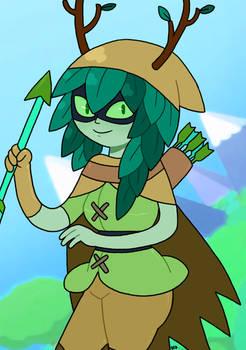 Adventure Time - Huntress Wizard 05