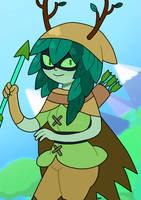Adventure Time - Huntress Wizard 05 by theEyZmaster